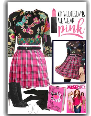 On Wednesdays We Wear Pink Challenge