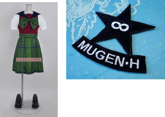 Mugen Academy summer uniform