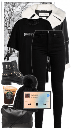 Cold coffee ☕️