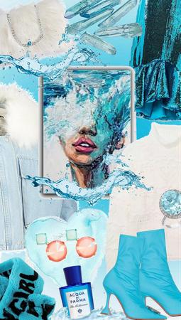Women in Art - Splash!