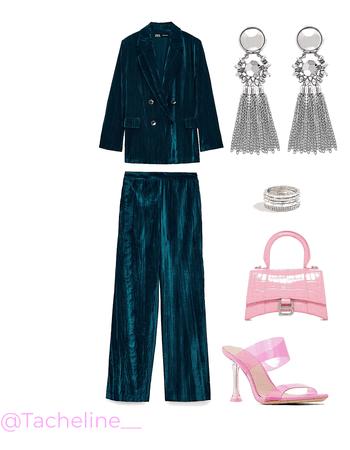Zara High Fashion