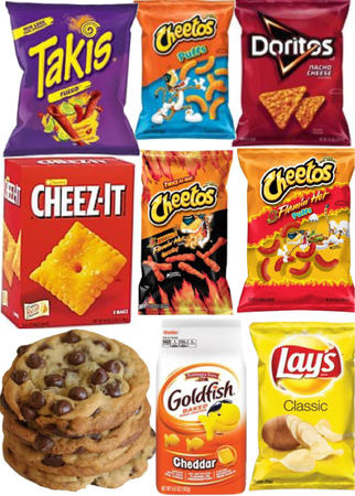 snacks lol