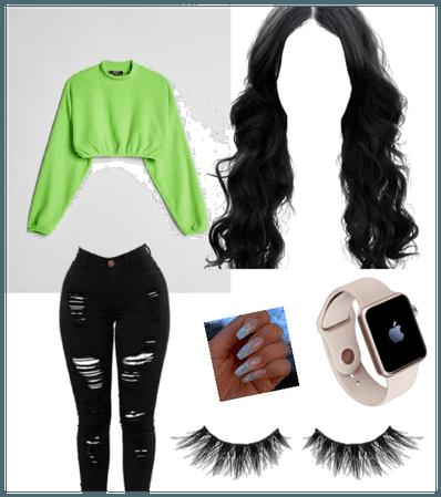Pretty outfit Zarah