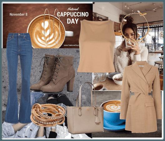 Elegant as a Cappuccino