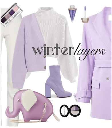 Purple winter 💜