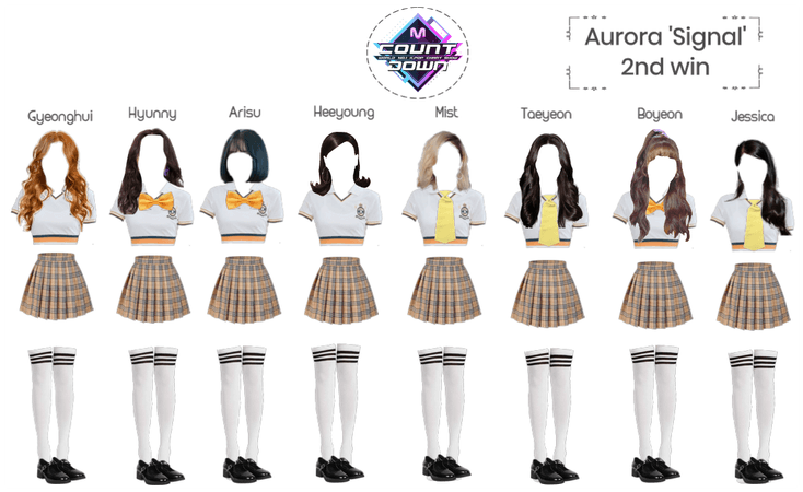 Aurora 'Signal' 2nd win
