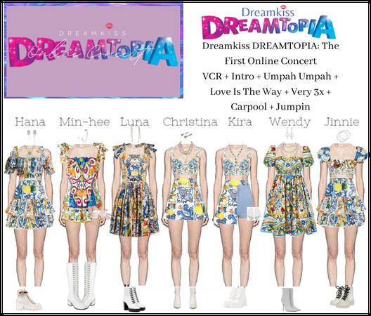 DREAMKISS (드림키스) DREAMTOPIA Stage #1 201204