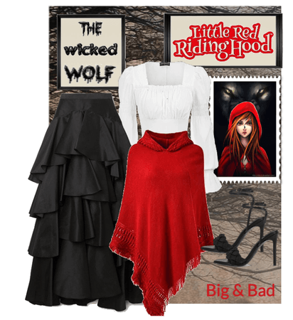 Little Red Riding Hood/Fairytales