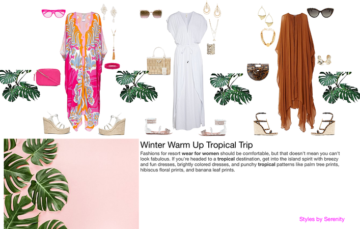 Winter Warm Up Tropical Trip