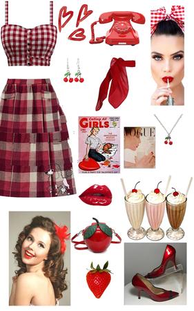 cherry bomb 50s 🍒