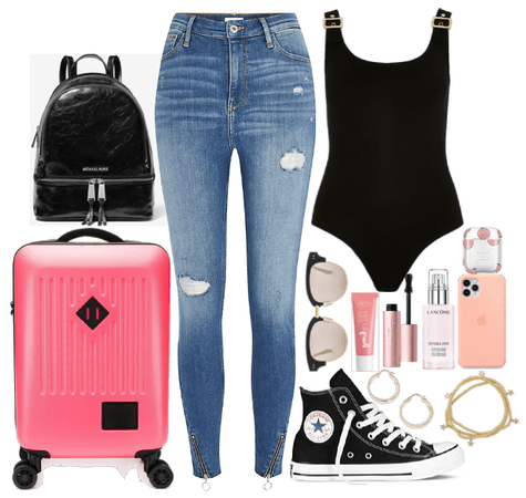 Look No. 122. Airport Style