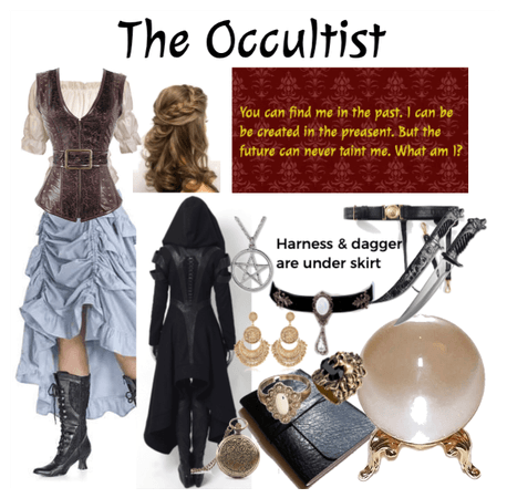 Victorian Occultist