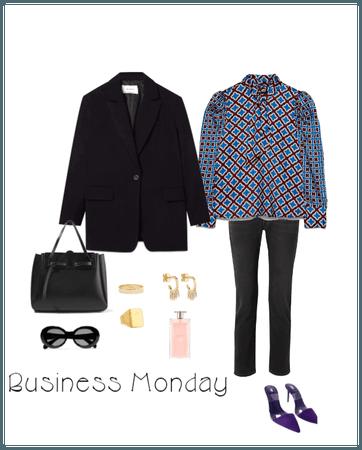 Busness Monday