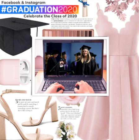 Pink Graduate