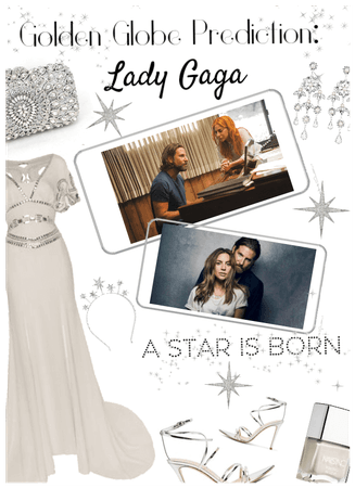 Golden Globe Prediction: Lady Gaga A star is born