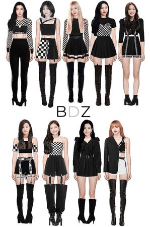 BDZ Stage 3 (fake kpop group)