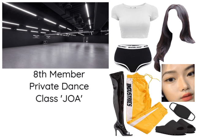 8th Member of BTS Private Dance Class