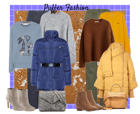 Puffer Fashion