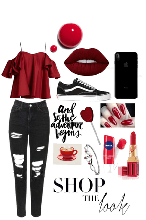 red ❣️