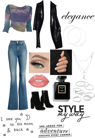 90s Inspired Women's Outfit