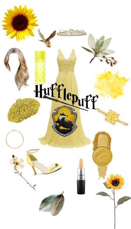 Yule Ball:Hufflepuff 🦡