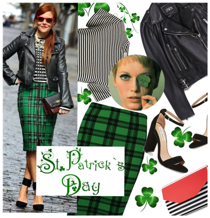 GO GREEN: ST PATRICK'S DAY