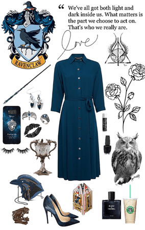 Harry Potter Ravenclaw 💙