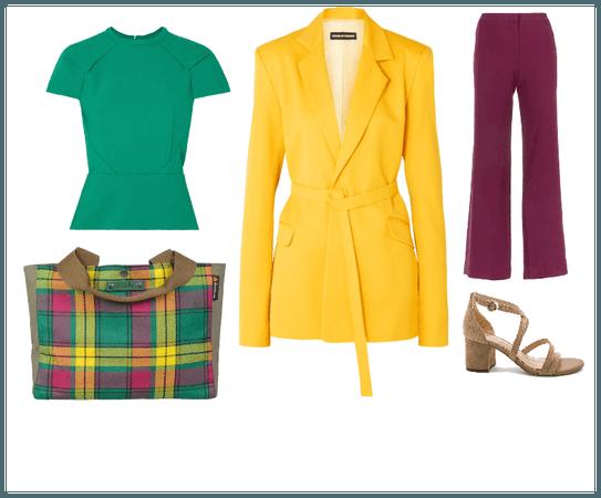 MacMillan Bag Outfit