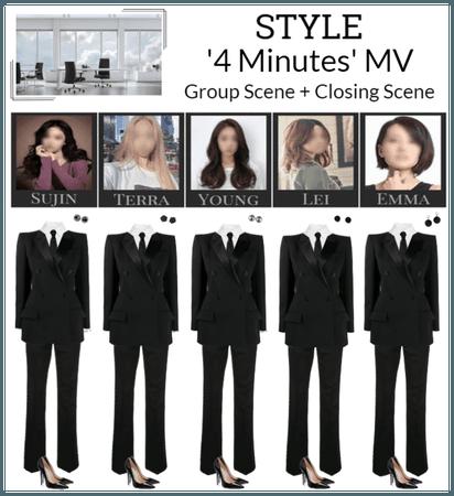 STYLE '4 Minutes' MV Closing Scene