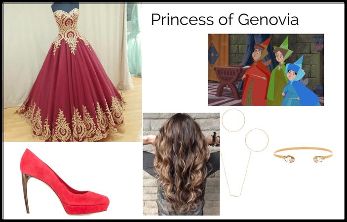 Princess of Genovia