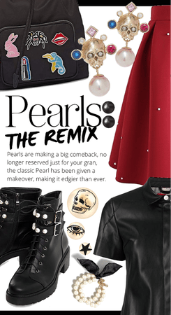 Pearls: the remix