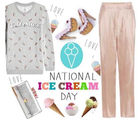 ICECREAM DAY #CONTEST!