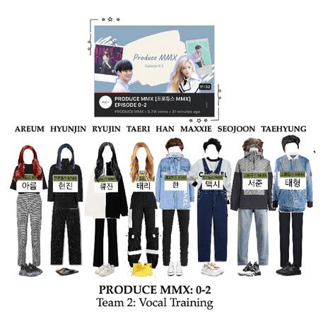 Produce MMX [프로듀스 MMX] Épisode #0-2