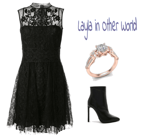 Layla in Other World