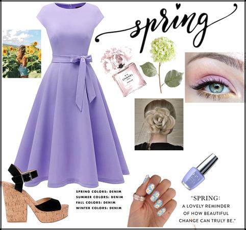 Springin' For Joy
