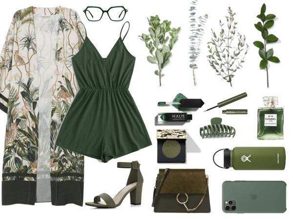 Go Green: Matcha