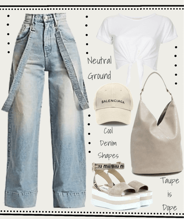 Overall Chic