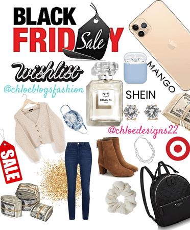 Black Friday shopping 🛒