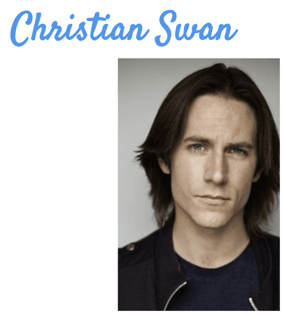 Twilight Oc: Christian Swan
