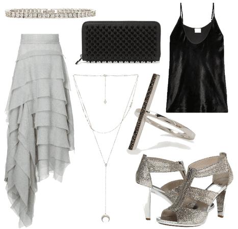 Quick Themes: Black-Silver-Velvet