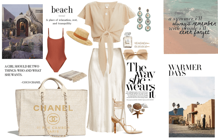 BEACH BAG SUMMER