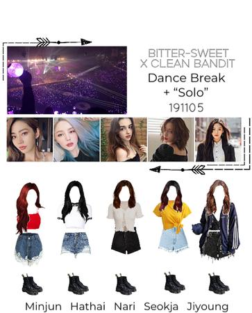 BITTER-SWEET X CLEAN BANDIT Special Concert 191105