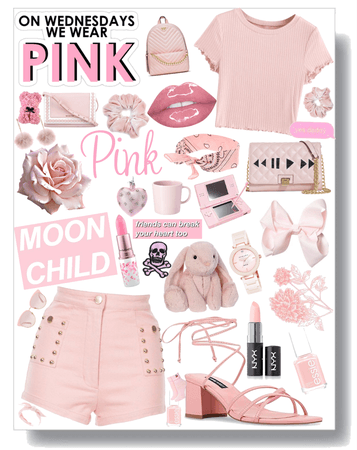 Light Pink!!