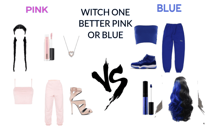 PINK OR BLUE???