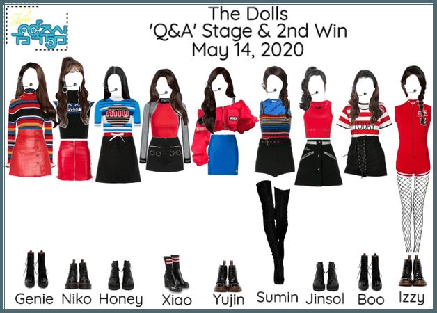 [Q&A - The Dolls] Show! Music Core & Read D