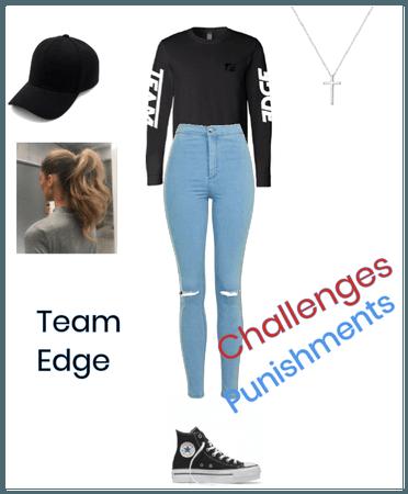 Team edge fan