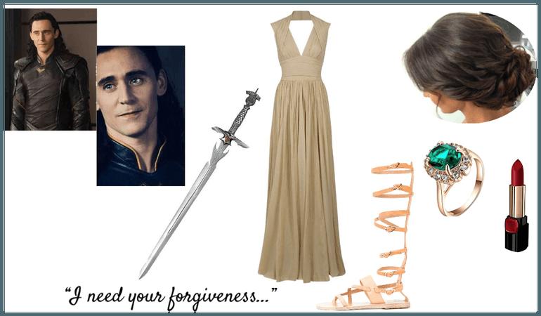 Loki - I need your forgiveness...