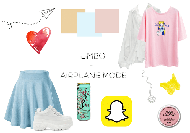 Limbo - Airplane mode