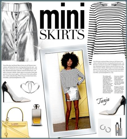 Spring Trend: Mini Skirt