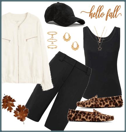 Transitional Fall Capsule Wardrobe (#15)